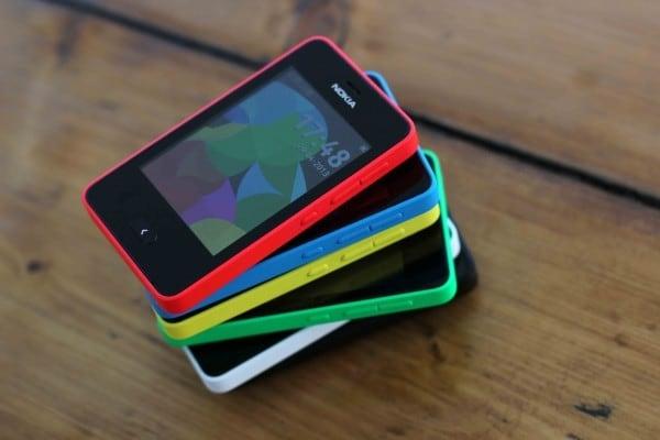 Nokia Asha 501 - 2