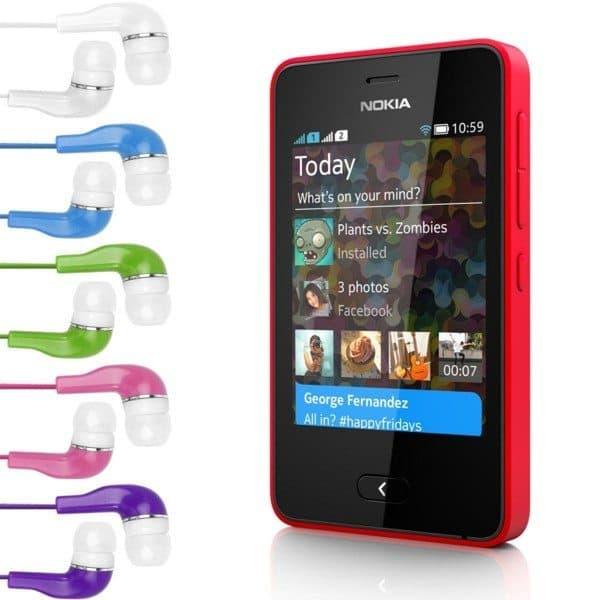 Nokia Asha 501 - 3
