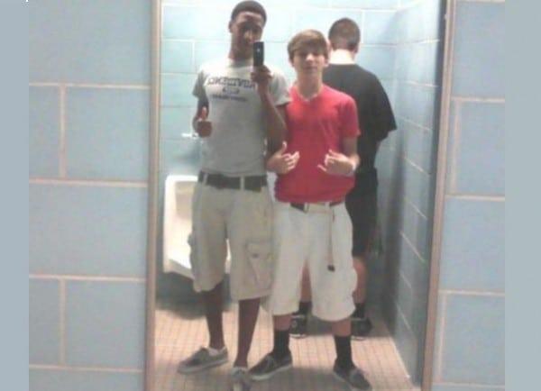 Toilet Selfies