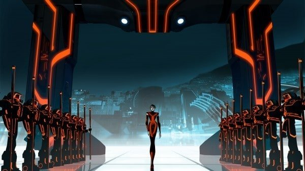 Tron: Uprising © Disney All Rights Reserved.