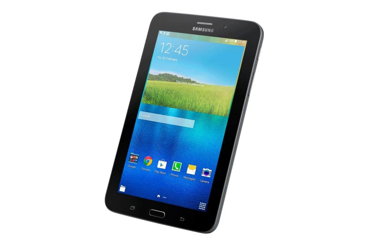 Affordable Tablet In The Form Of Galaxy Tab3 V