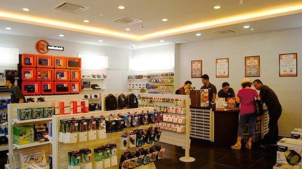 Radioshack Opens at Sunway Putra Mall | LiveatPC com - Home
