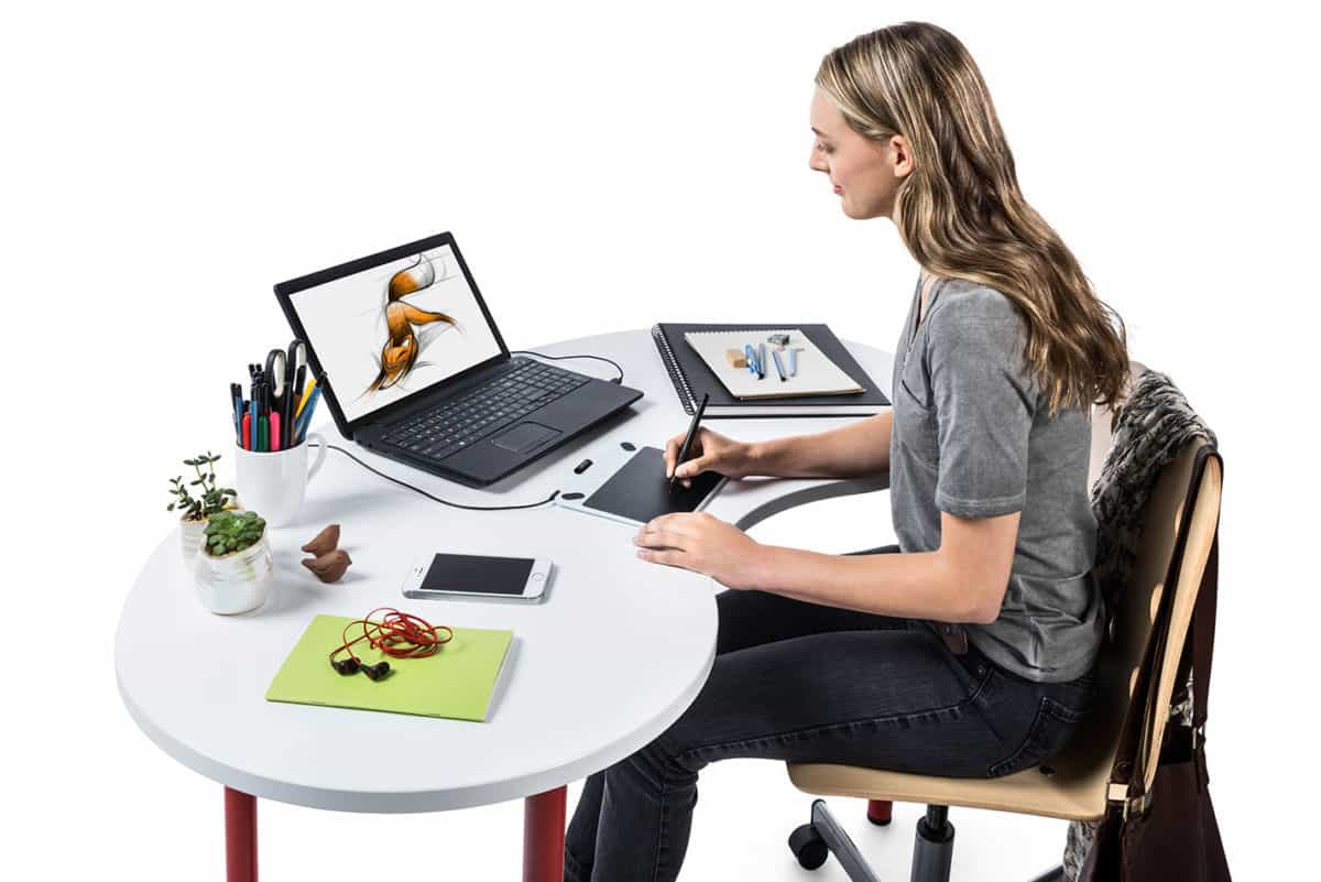 next gen intuos line from wacom perfect for photographers and artists liveatpc. Black Bedroom Furniture Sets. Home Design Ideas