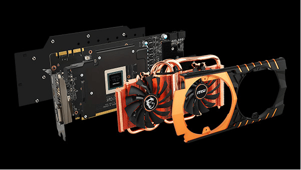 Limited Golden Edition of GTX 980Ti GAMING 6G   LiveatPC com