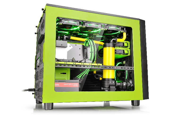 thermaltake core x5 chassis leaves others in envy malaysia. Black Bedroom Furniture Sets. Home Design Ideas