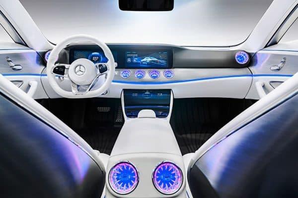Mercedes Looked To Nvidia For Future Car Designs Liveatpc Com