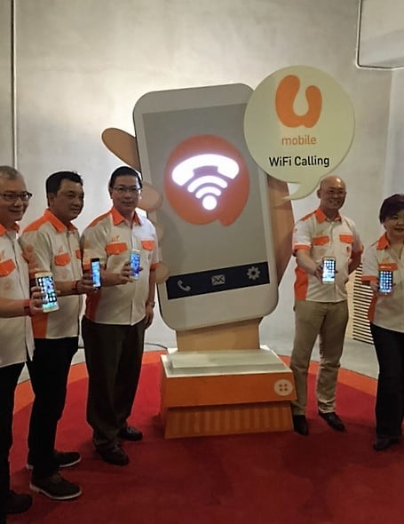 No More Roaming Charges With U Mobile WiFi Calling Service
