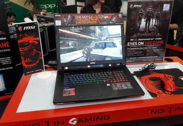 Why Eye Tracker MSi GT72 S Pro G Dominator Tobii Is For the