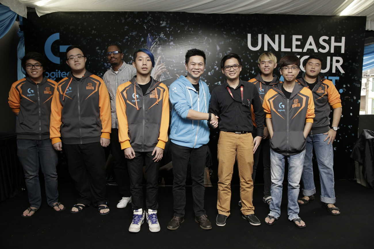 Logitech Malaysia announced its sponsorship for local gaming professionals Kuala Lumpur Hunters
