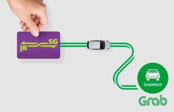 GrabHitch Eases JB-Singapore Travel | LiveatPC com - Home of
