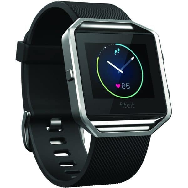 how to set the time on fitbit bl aze