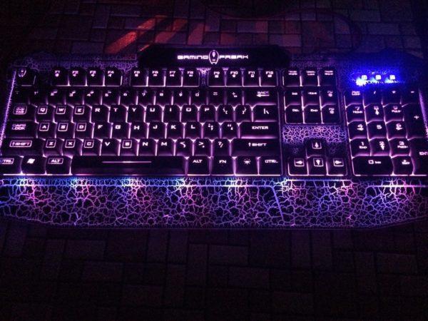 Photo: AVF Gaming Freak GK2 Pro Keyboard