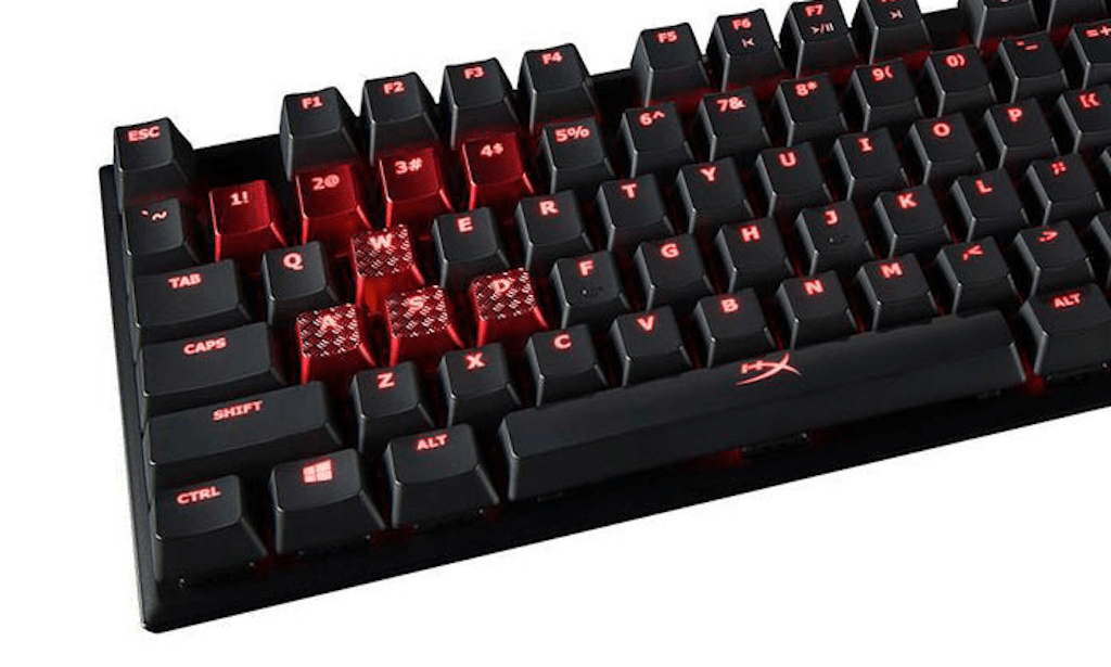 Kingston Launches Hyperx Alloy Fps Mechanical Gaming
