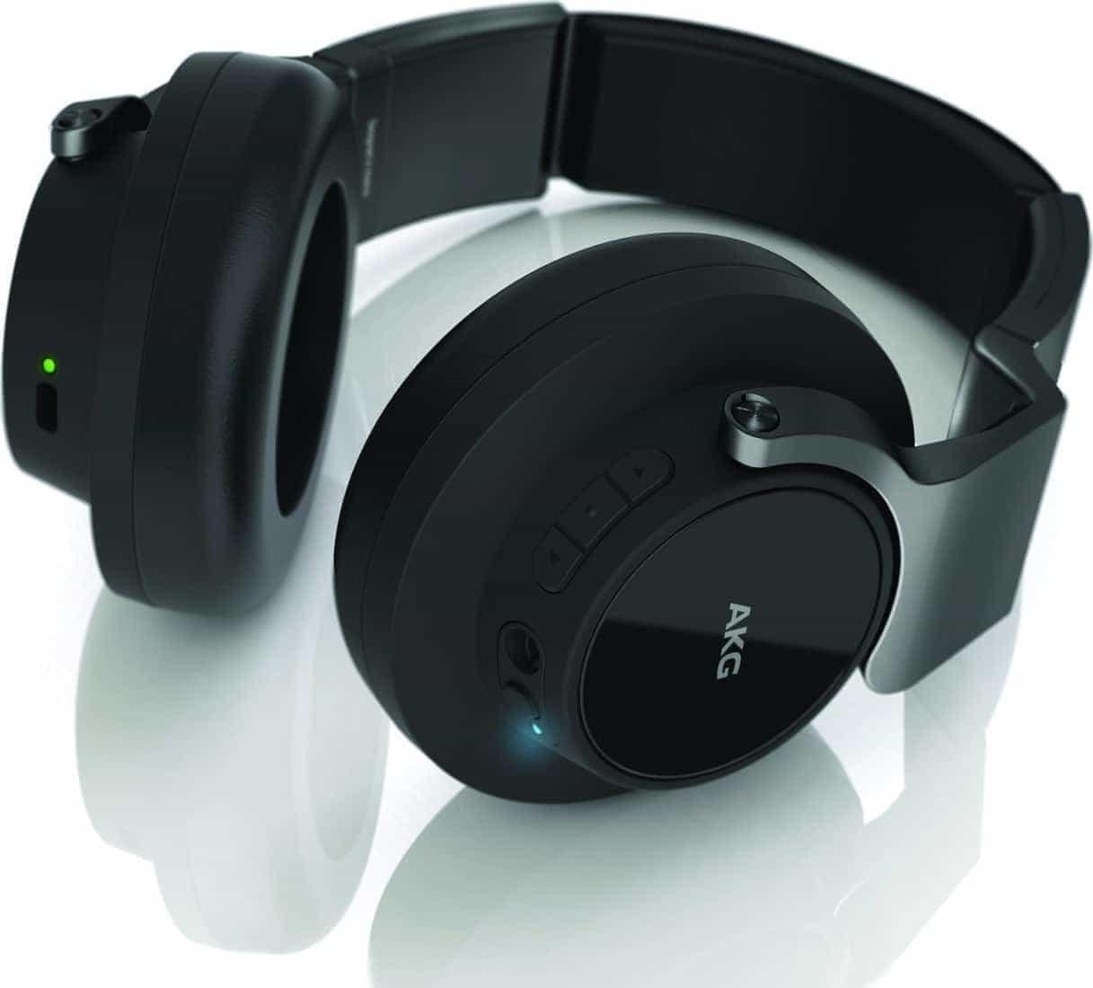 Review: AKG K845BT Headphones