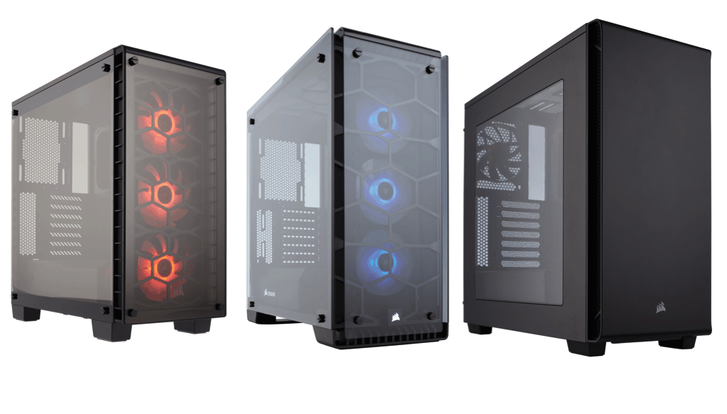Corsair Unveil 3 New Mid Tower Atx Cases Pc Com Malaysia