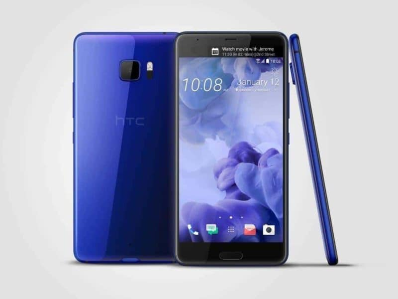 The new HTC U Ultra