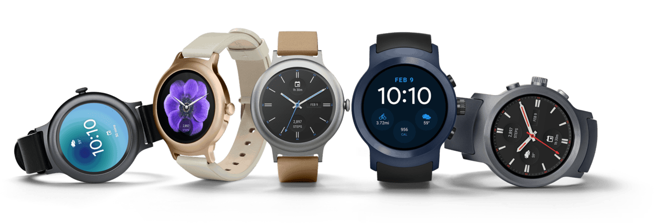 LG Debuts First Android Wear 2.0 Version Smartwatch