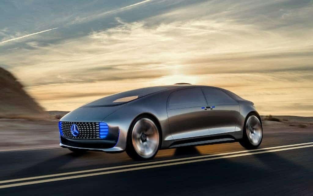 Uber Will Use Self Driving Mercedes Benz Vehicles In