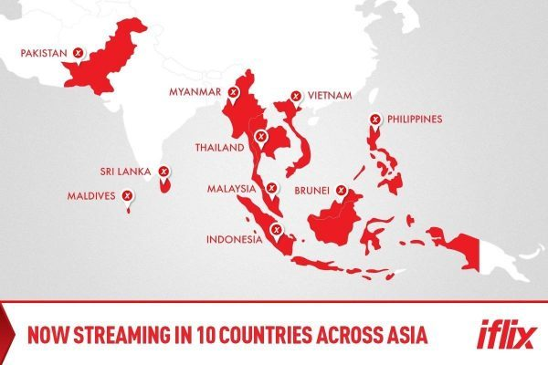 Iflix available in 10 countries now in myanmar liveatpc iflix available in 10 countries now in myanmar stopboris Choice Image