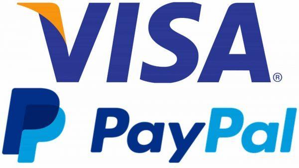 paypal visa