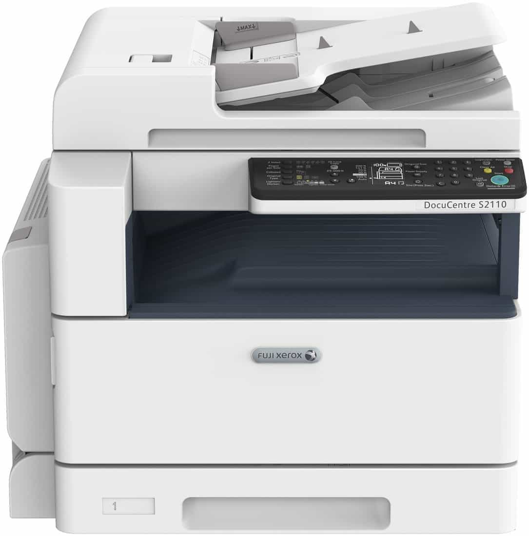 Fuji Xerox New Monochrome Multifunction Targets SMB