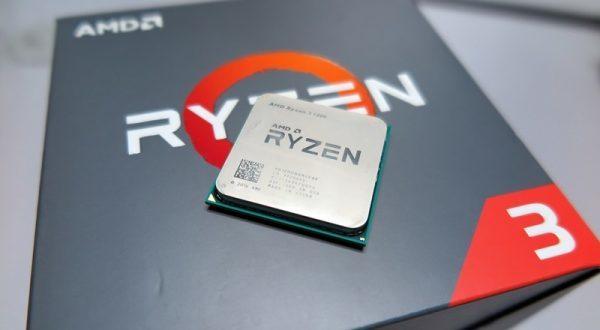 [Review] AMD Ryzen 3 1200