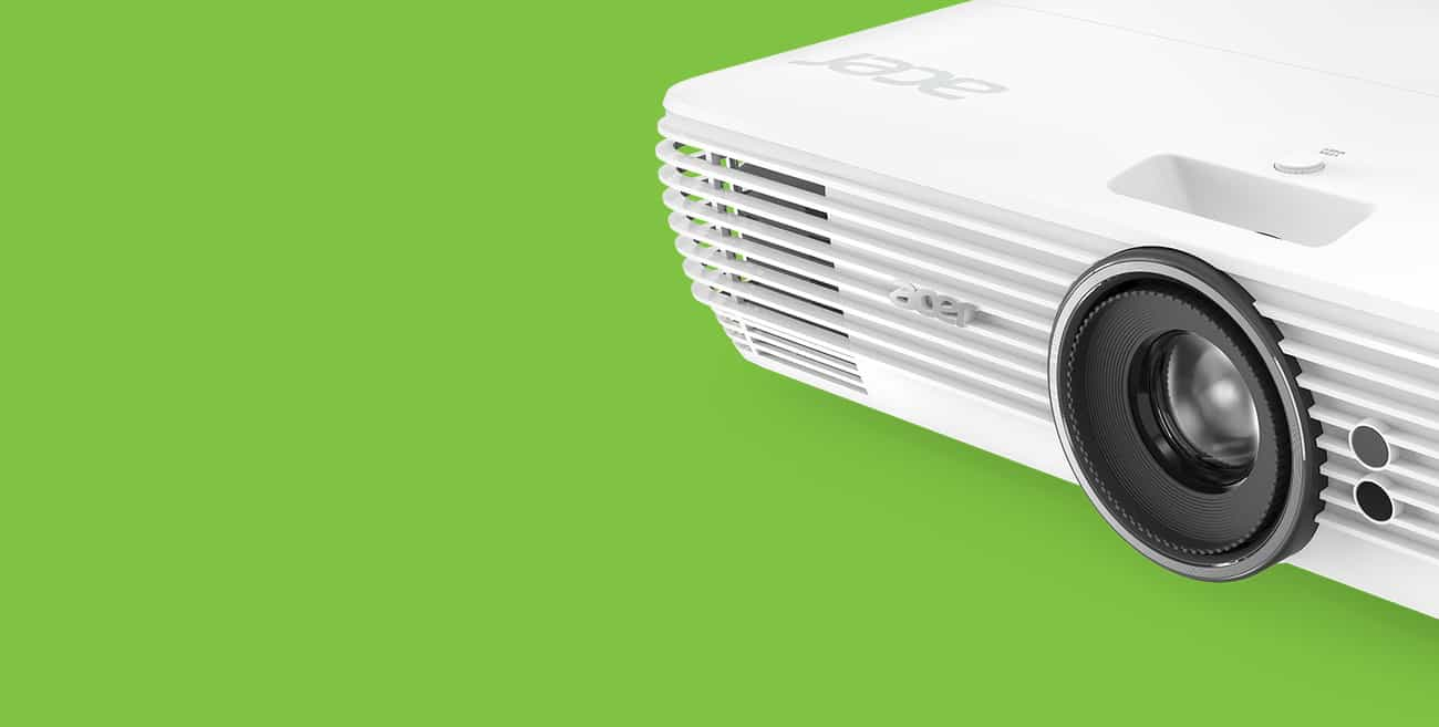 Acer introduces worlds smallest 4k uhd projector for Worlds smallest hd projector