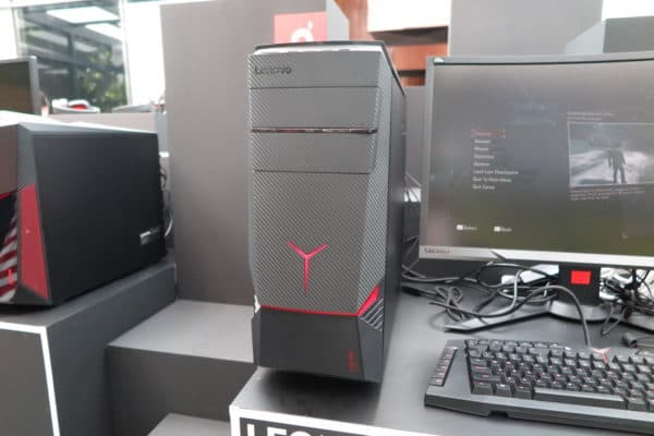 More Gaming Towers from Lenovo Legion | LiveatPC com - Home of PC