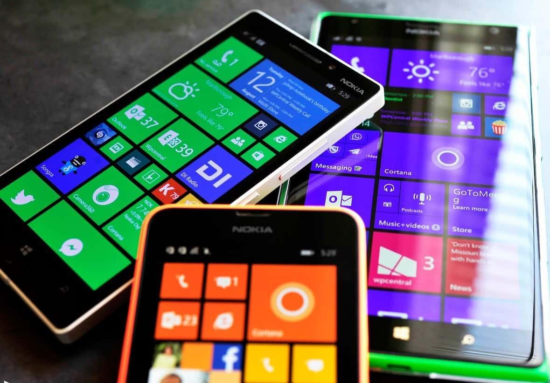 windows 10 mobile is dead