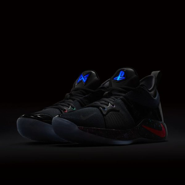 9edfe8171e1 ... PlayStation and the NBA s Oklahoma City Thunder small forward Paul  George announced a collaboration on his signature performance basketball  sneakers.