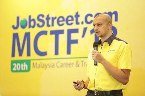 Jobstreet outlook for employment better than 2017 liveatpc naresh sanchana head of product management of seek asia introduces jobstreets new products and services reheart Choice Image