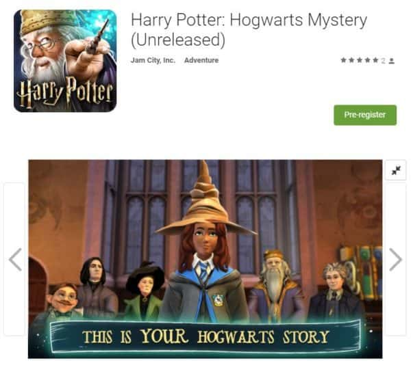 Harry Potter Book Release Dates Timeline ~ Harry potter hogwarts mystery is almost here and it looks
