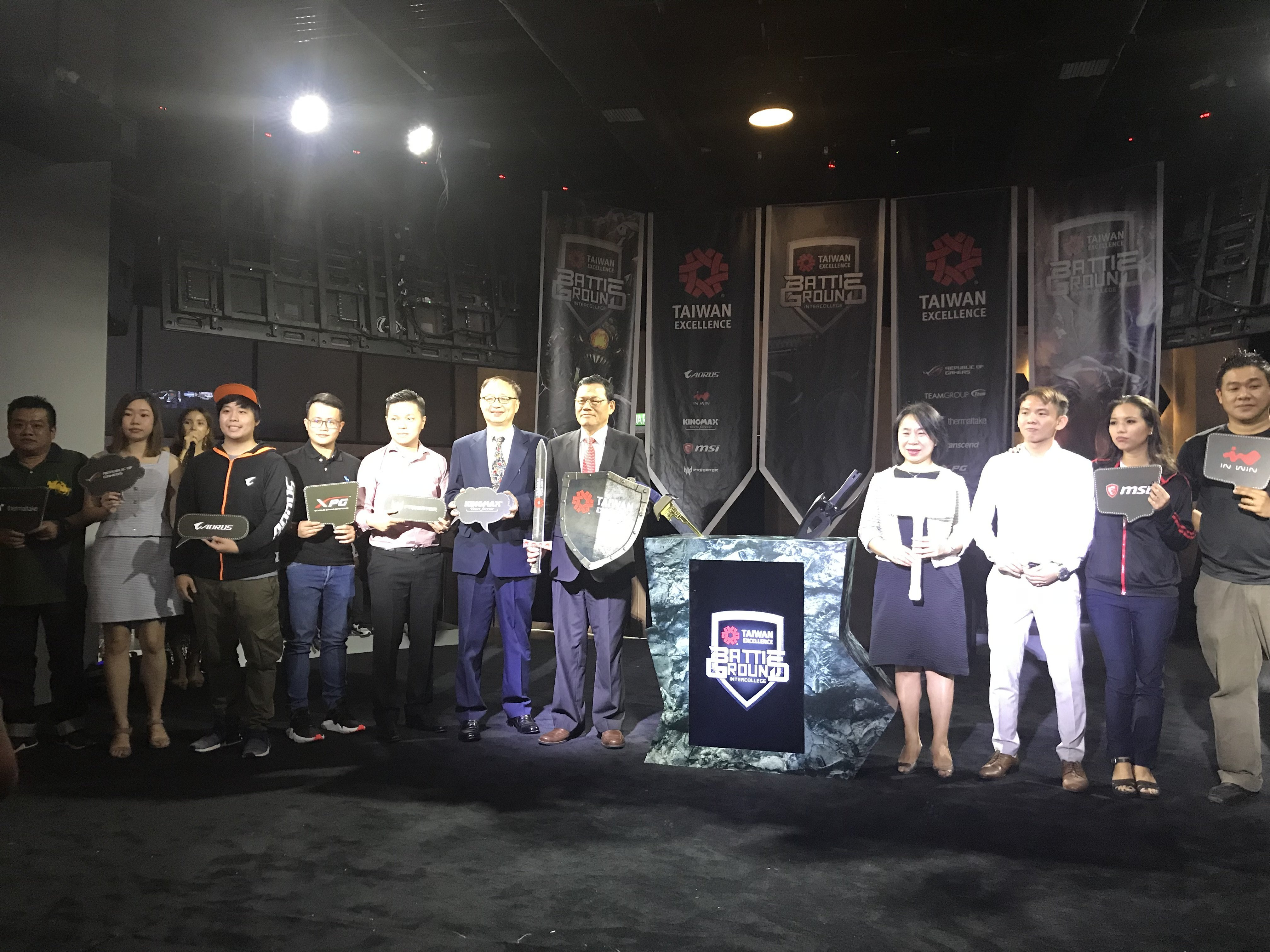 Taiwan Excellence Intercollege Battleground 2018 Begins in Malaysia ...