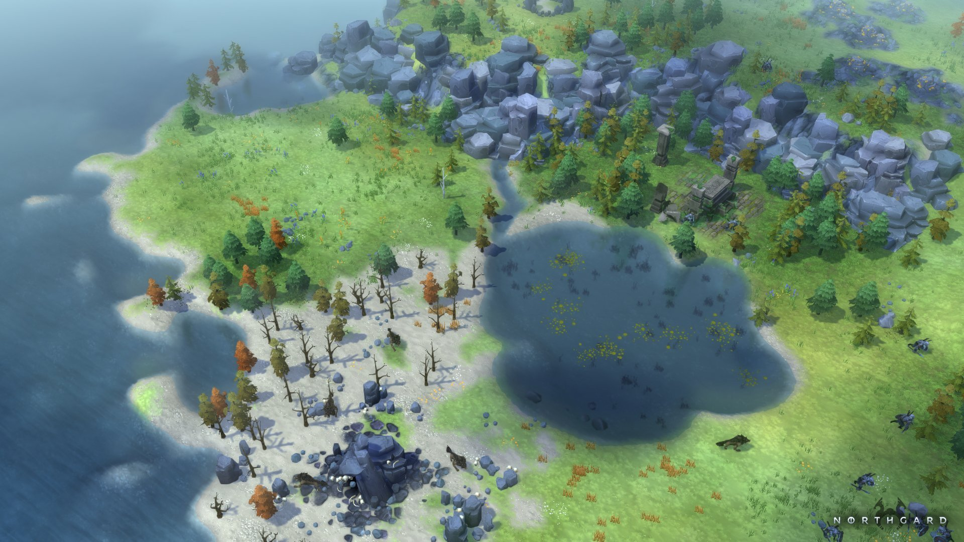 Northgard trans to winter