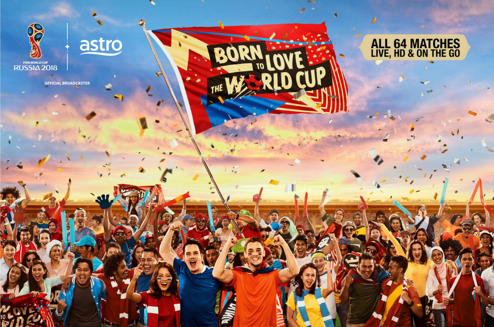 Astro Prepares For World Cup With Stadium Astro Astro Go And Vr