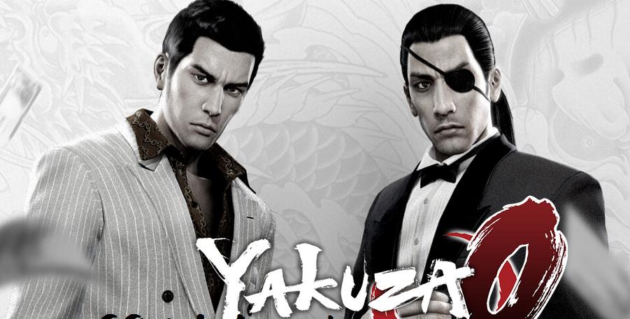 pc gaming show yakuza