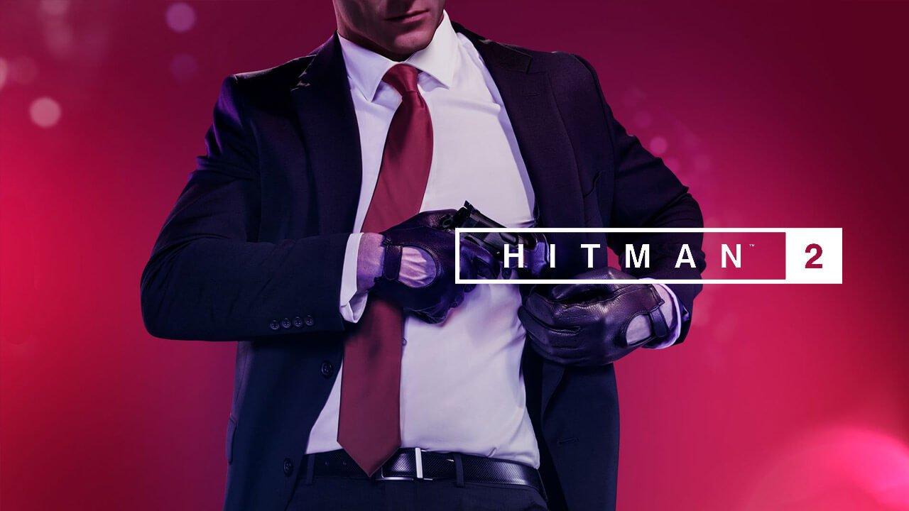pc gaming show hitman