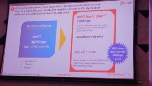 Unifi unveils broadband and mobile plans upgrade | LiveatPC