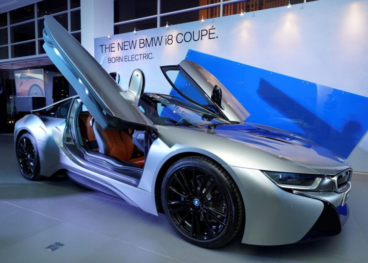 Malaysians Can Own The Bmw I8 Coupe For Rm1 3 Million Liveatpc Com