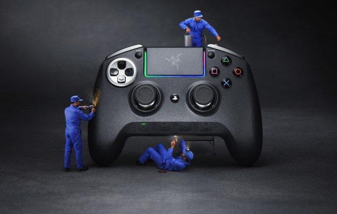 Razer Showcases Tournament Grade PS4 Controller   LiveatPC com