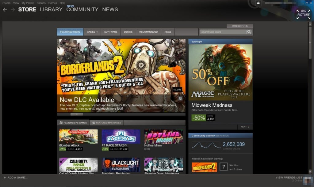 Steam Play Now Allows Linux To Play Windows Games | LiveatPC com
