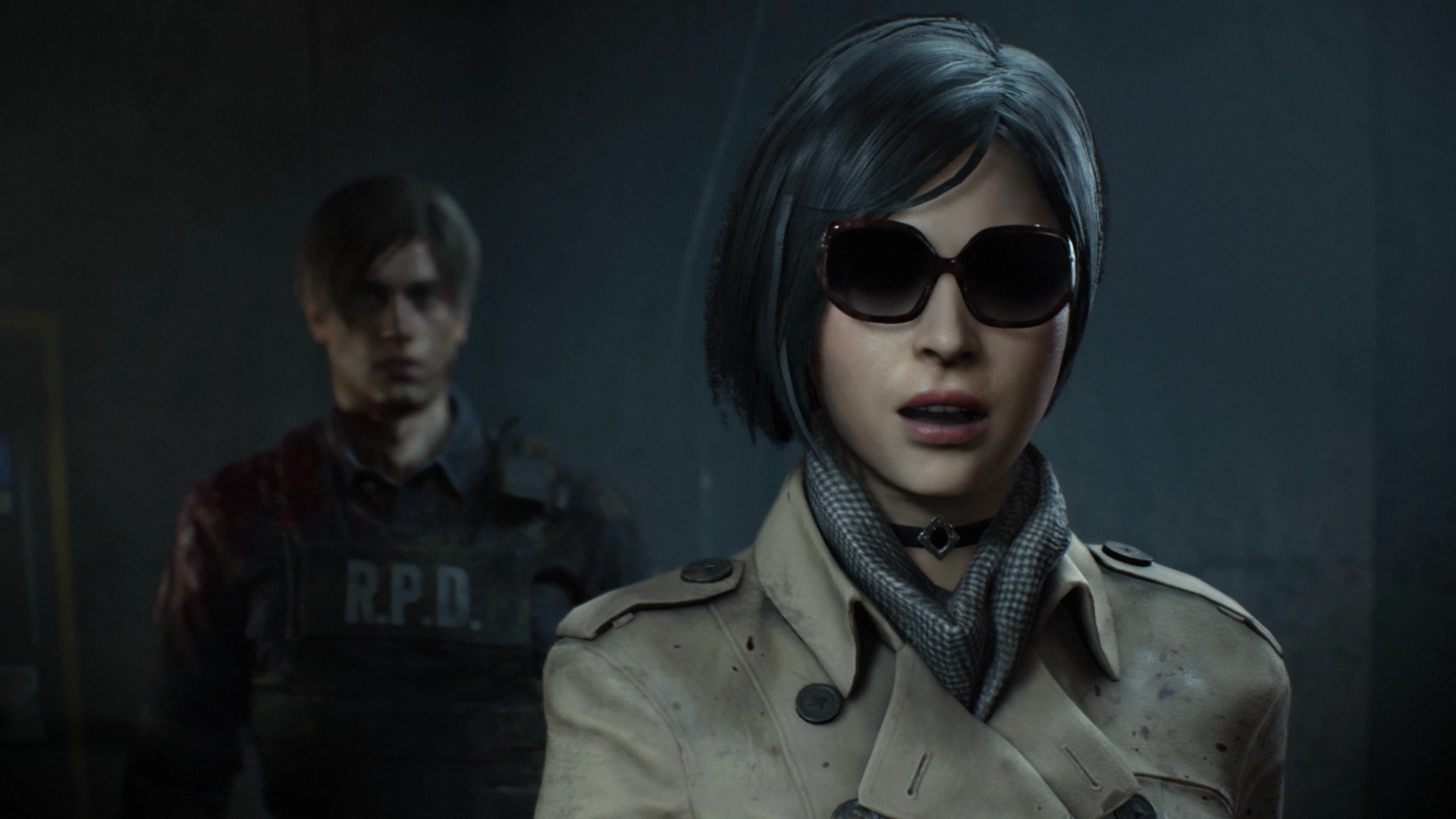 Resident Evil 2 Remake Tgs 2018 Trailer Reveals Allies And Foes