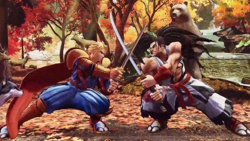 Image result for samurai shodown trailer