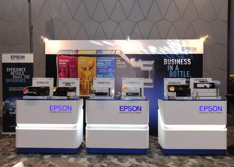 Epson Ups Ante With Next Generation EcoTank Printers