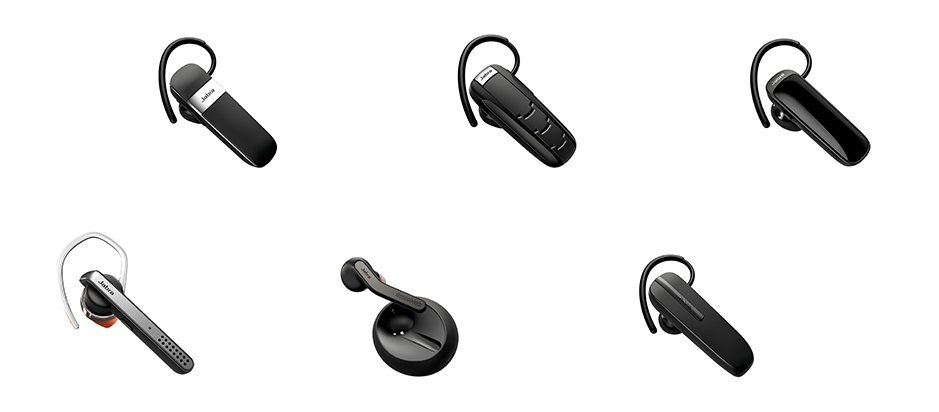 63c55ccc33b Celebrating 20 years of Bluetooth history, Jabra now pays tribute to this  innovative technology by introducing its range of Bluetooth mono headsets  under an ...