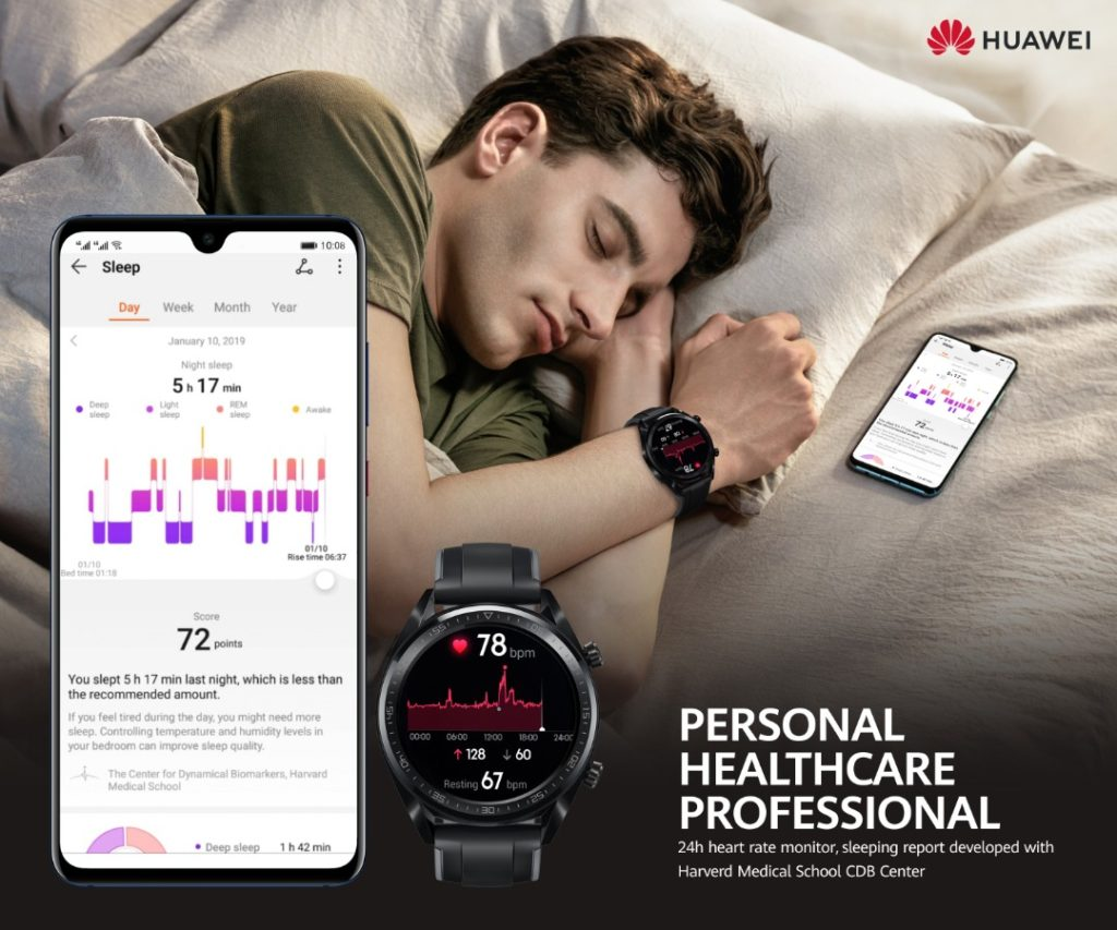 Huawei: The Gift of Health This Chinese New Year | LiveatPC com