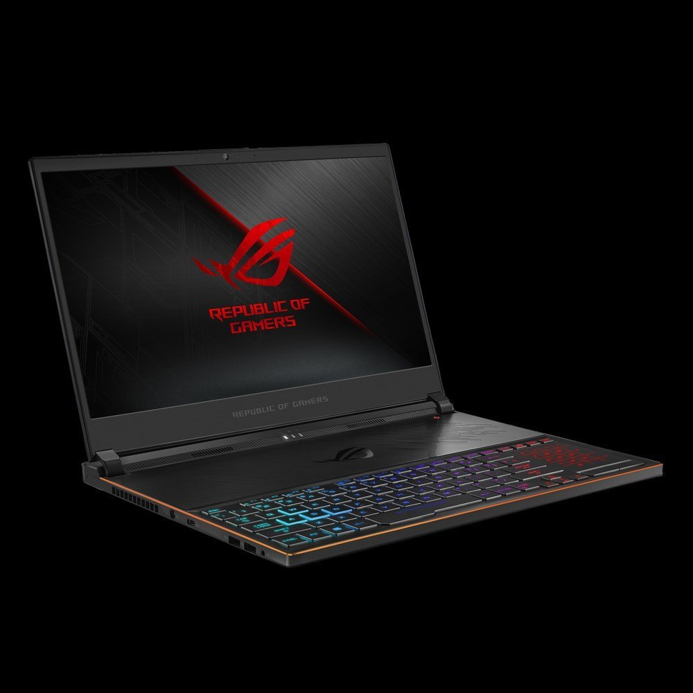 Asus ROG Zephyrus S (GX531GM), the notebook you need for gaming