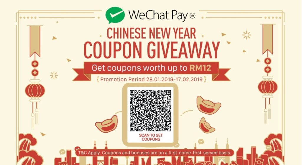 More 'Ong' for WeChat Pay Users This CNY | LiveatPC com