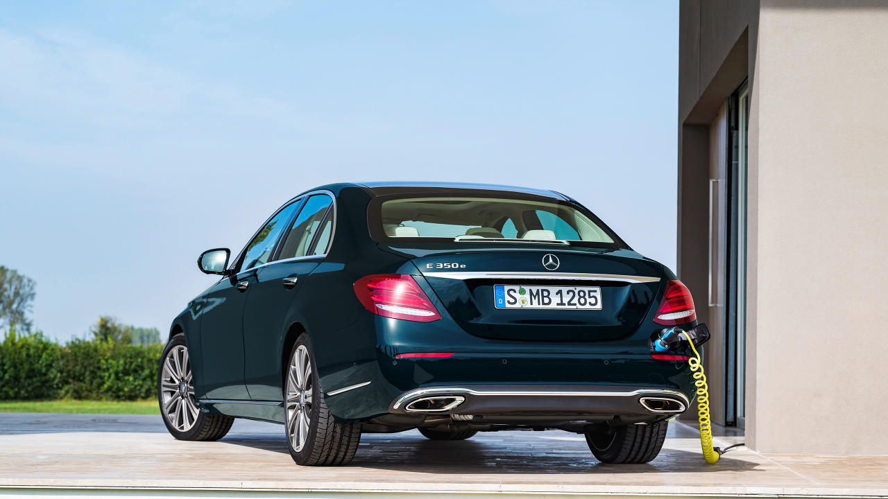 Mercedes Benz Lists Price For Hybrid Battery, Starts From ...