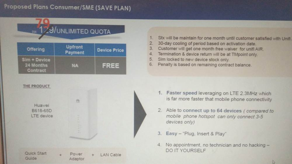Unifi Air Plans Leaked